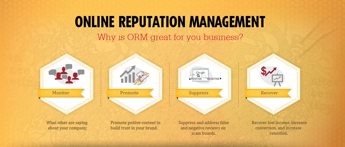 Online Reputation Management Banner