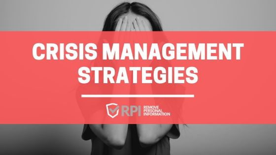 Crisis Management Strategies