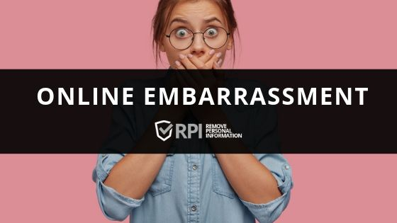 Online Embarrassment